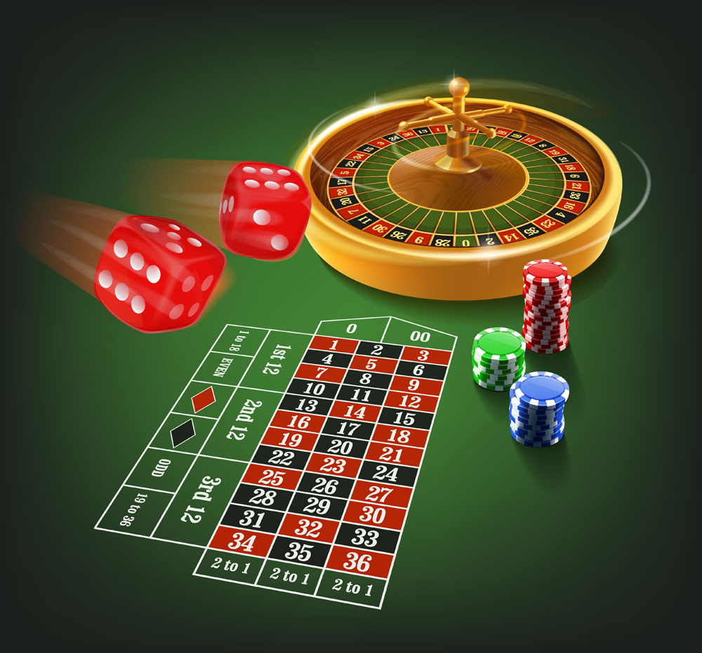Don't shove yourself in the corner at the casino, learn the necessities before placing your bets!